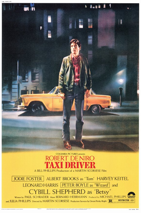 originaltaxidriverposter